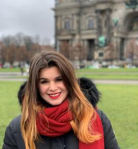 Alessia Modesti ex allieva pianista